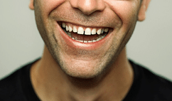 How to close the gap between teeth?